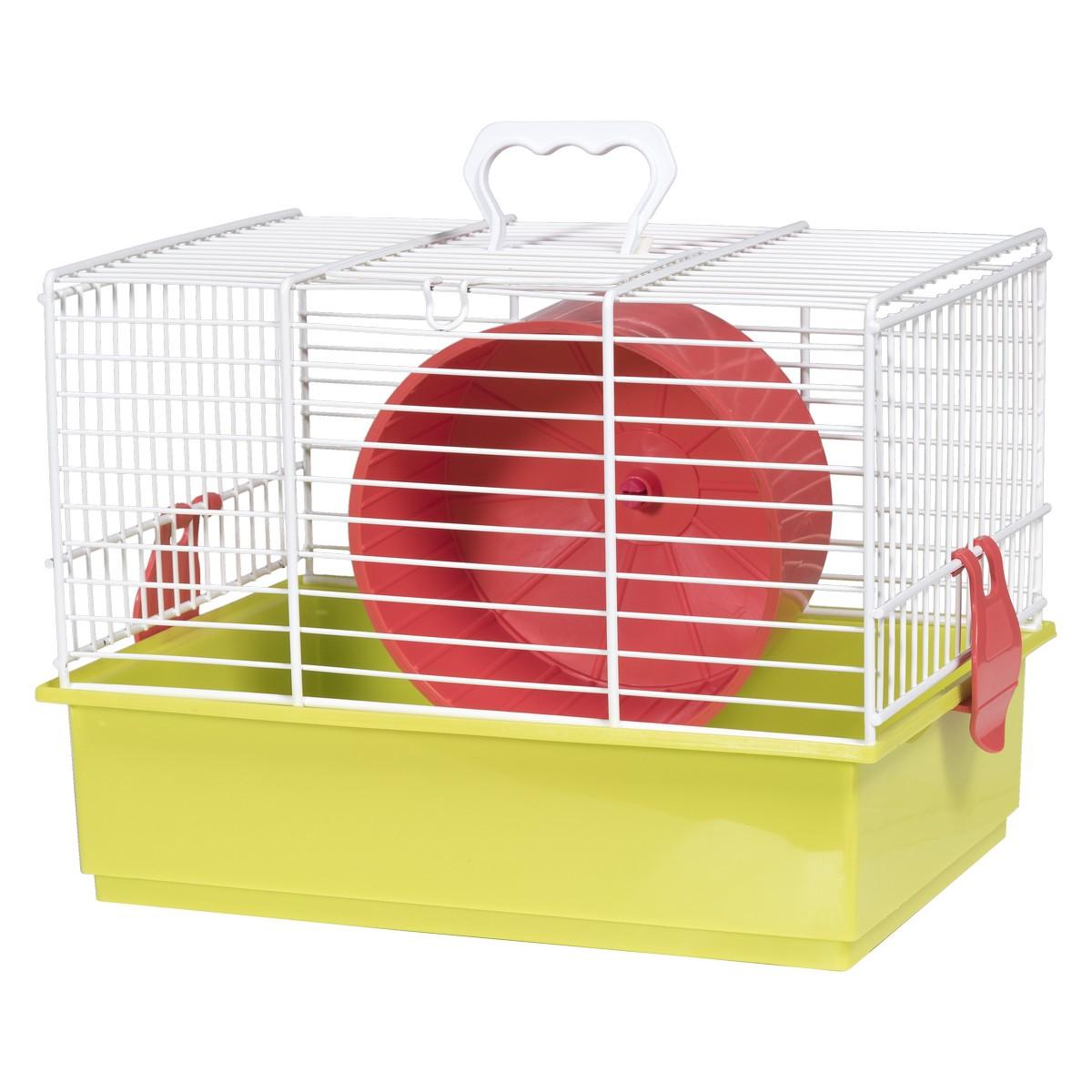 Клетка для крыс, морских свинок, мышей, хомяков Voltrega 20х19.5х27см