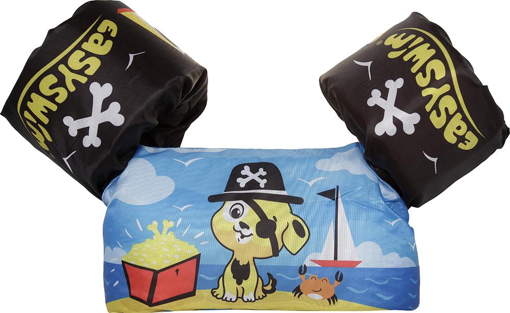 Плавательный жилет EasySwim Щенок пират