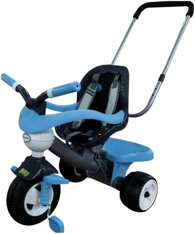 Купить Детский транспорт, Велосипед трехколесный Coloma Y Pastor Амиго №3 с ограждением 46680_PLS, Детские велосипеды-коляски