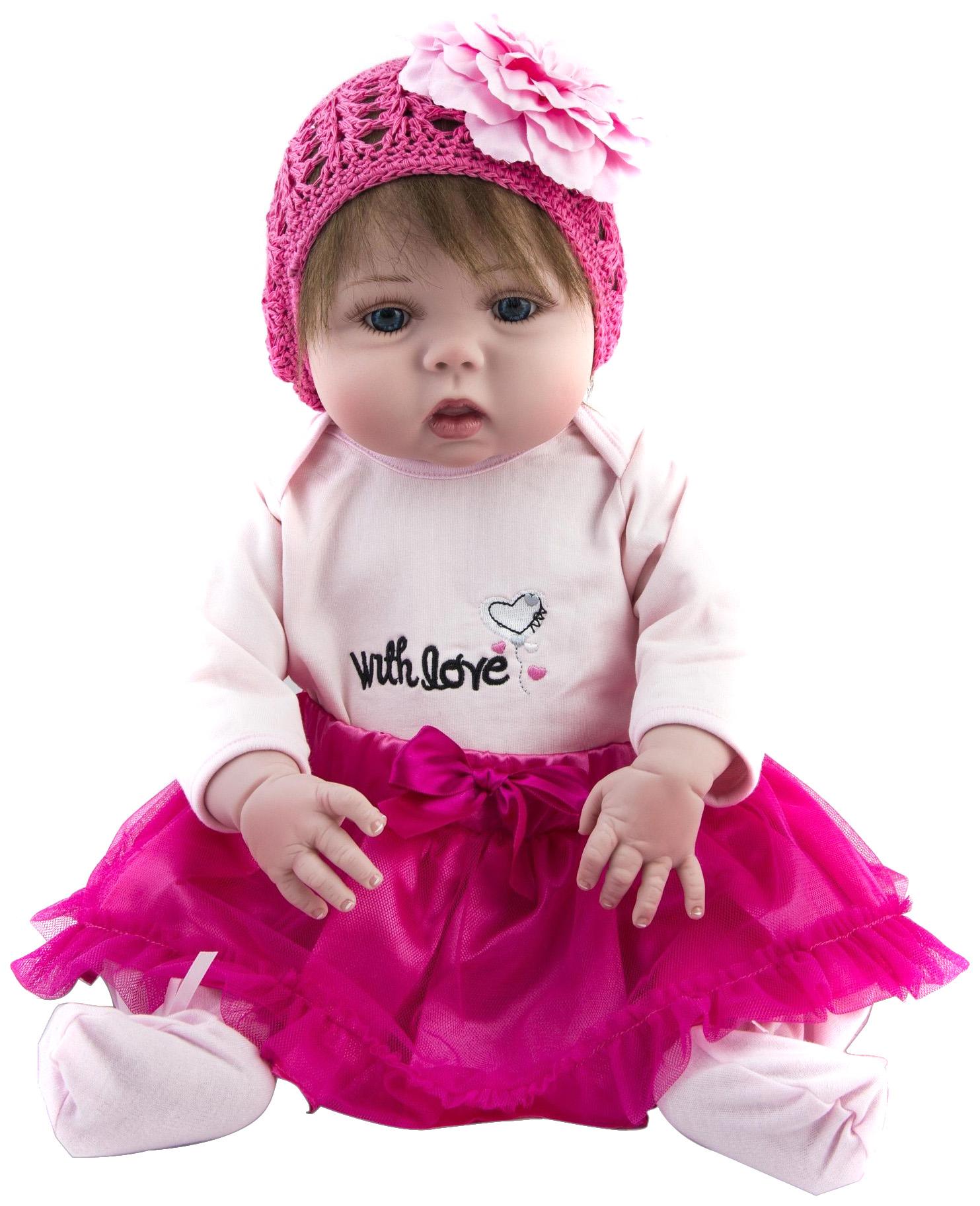 Кукла Reborn-Kids Анфиса