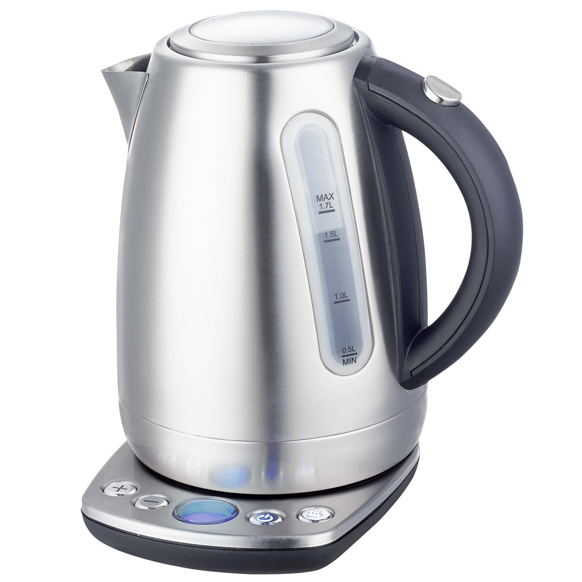 Чайник электрический Gemlux GL EK973S Silver