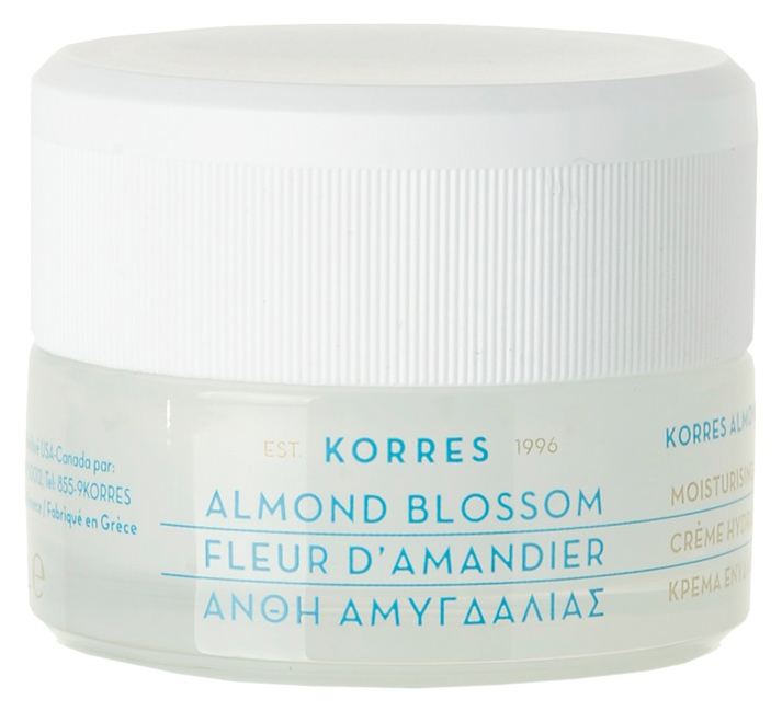 Крем для лица Korres Almond Blossom Moisturising Cream for Oily to Combination Skin 40 мл