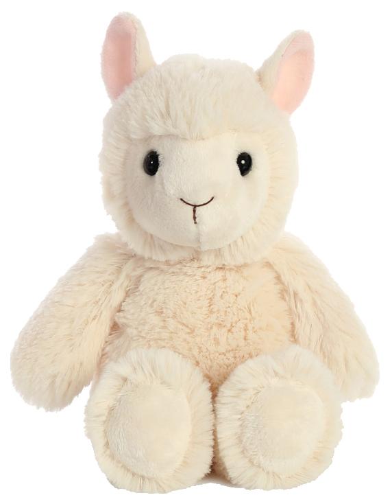 Мягкая игрушка Aurora Cuddly Friends Лама 30 см 180270B фото