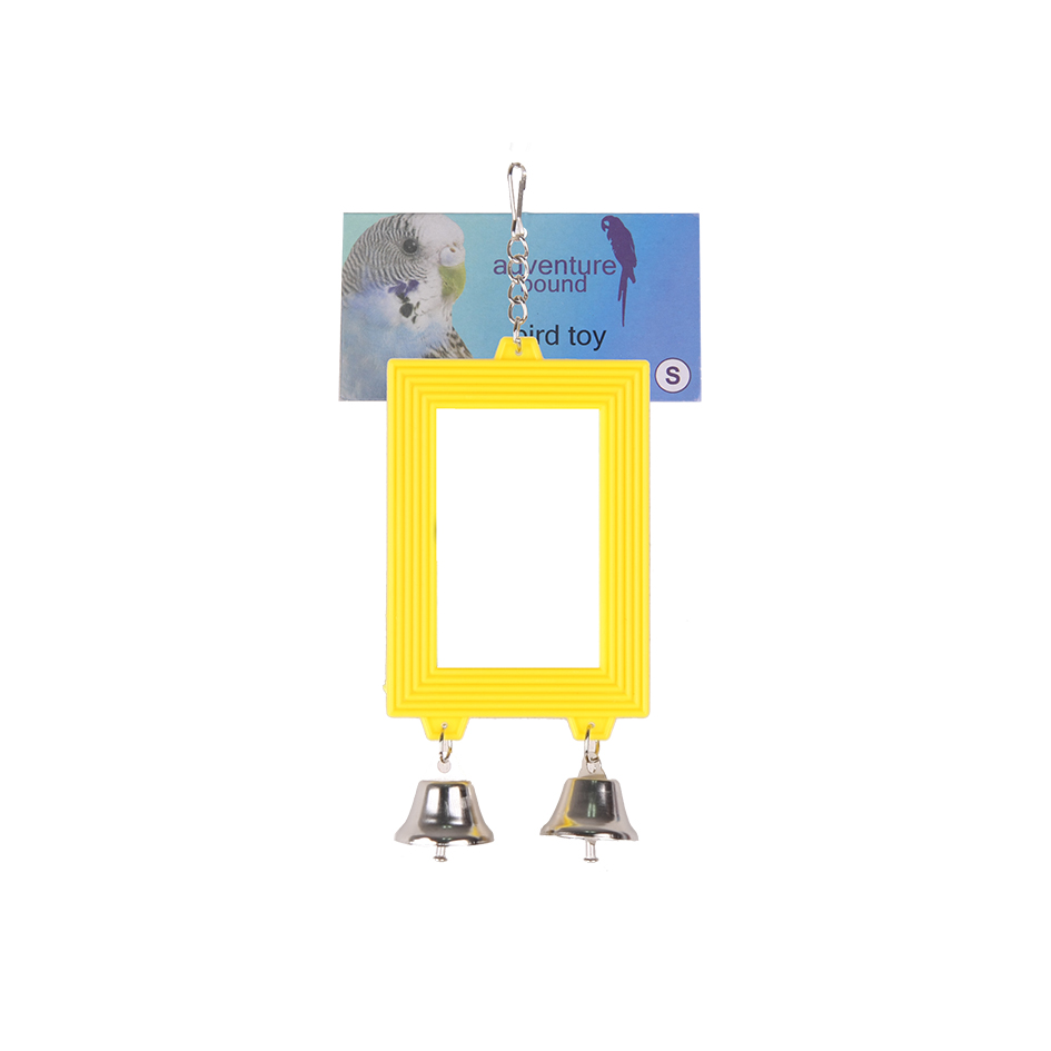 Зеркало с колокольчиком для птиц Sky Adventure Bound  TALL MIRROR 12 см