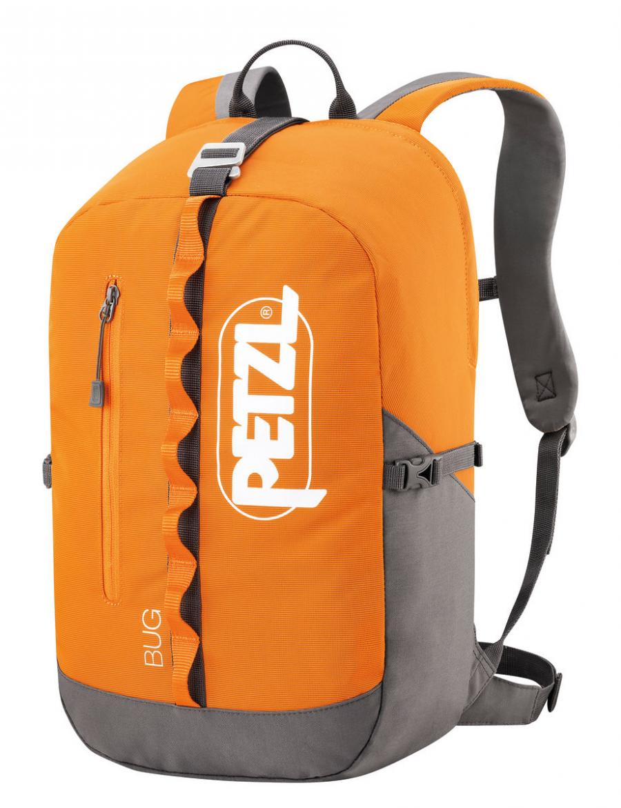 Туристический рюкзак Petzl Bug Backpack 18 л красный
