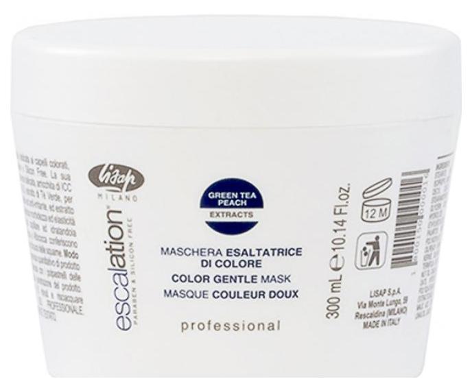 Маска для волос Lisap Milano Escalation Color Gentle Mask 300 мл