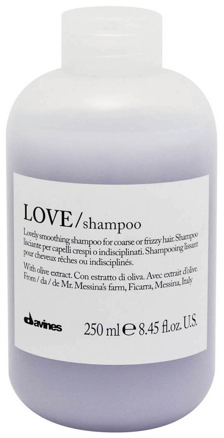 Шампунь для разглаживания завитка Davines Love Ol Essential Haircare Shampoo 250 мл
