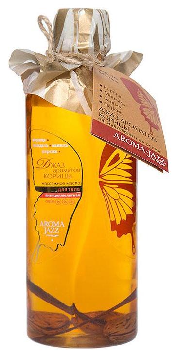 Купить Масло для тела Aroma Jazz Джаз ароматов корицы 1000 мл
