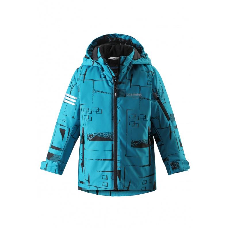 Куртка LASSIE by REIMA Бирюзовый р.122 фото