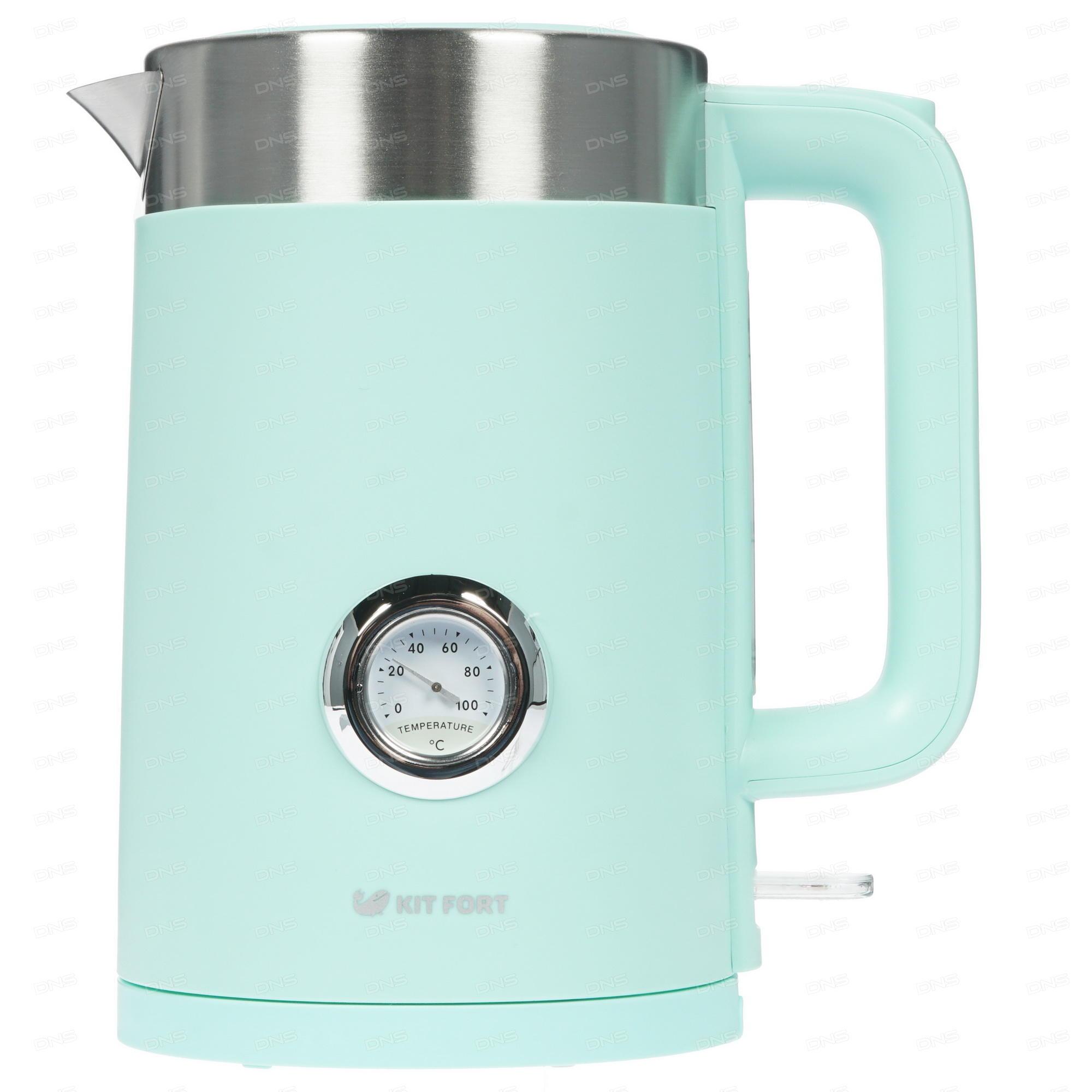 Чайник электрический Kitfort КТ 659 3 Lite
