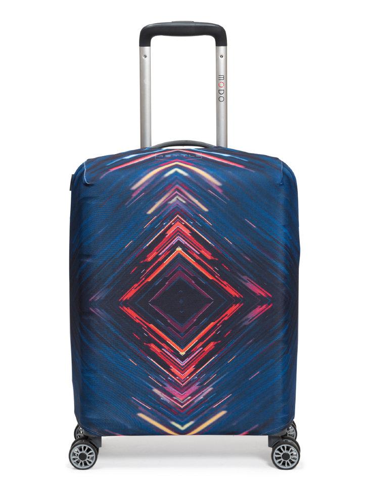 Чехол для чемодана Mettle Ромб S ручная кладь фото