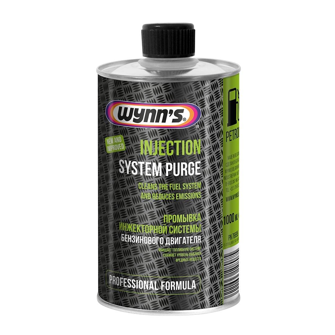 Очиститель топливной системы Wynns бензин 1л. W76695