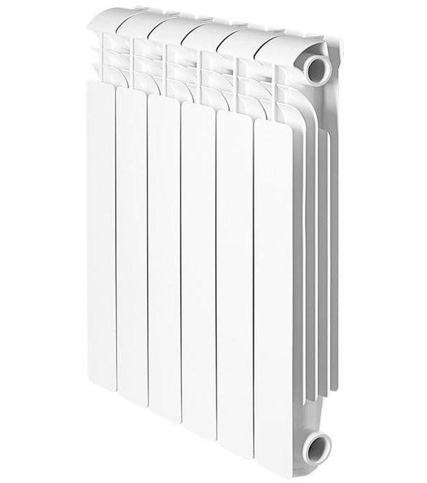 Радиатор алюминиевый Global 582x480 Iseo 500 6