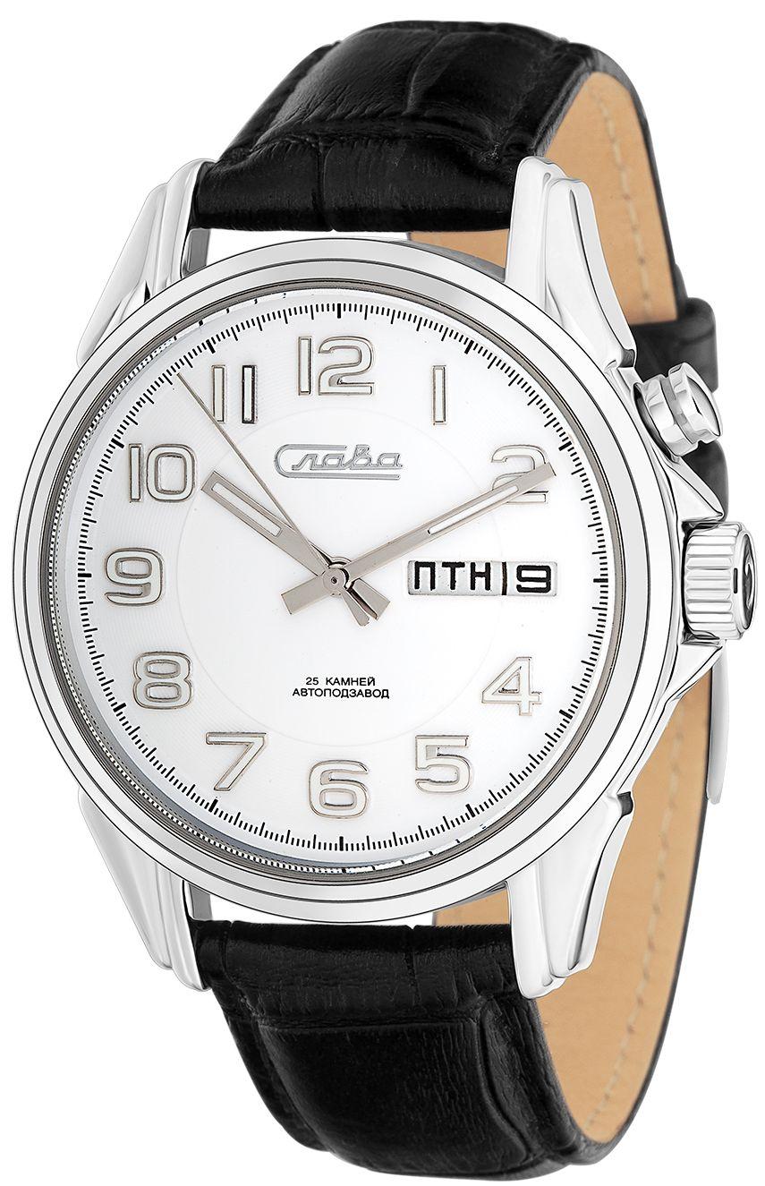 Наручные механические часы Слава Традиция 1351635/300-2427
