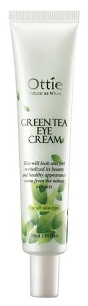 Крем для глаз Ottie Green Tea