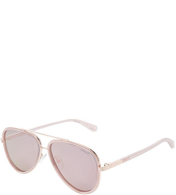 Солнцезащитные очки мужские Polaroid PLD 2073/S 35J 0J, розовый