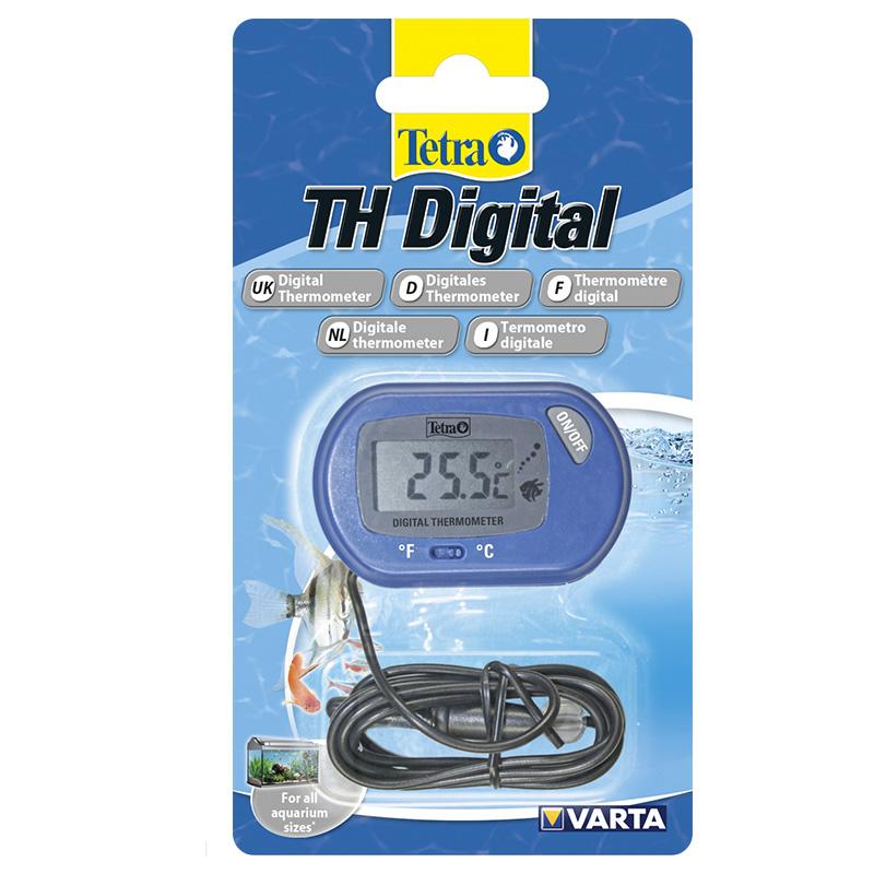 Термометр для аквариума Tetra TH Digital Thermometer электр.