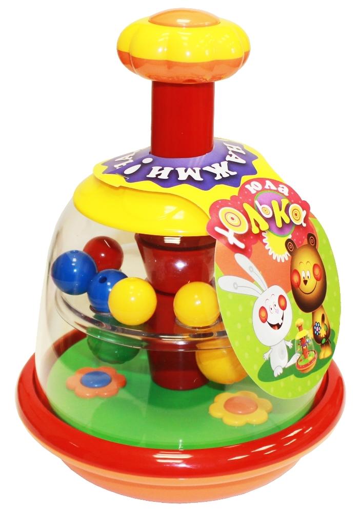 Купить Юла Юлька Биплант, Развивающие игрушки