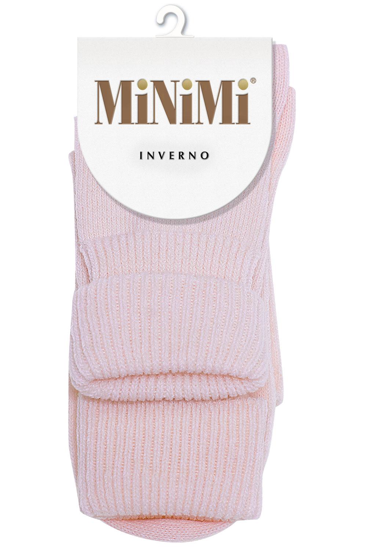 Носки женские MiNiMi MINI INVERNO3301 розовые one size