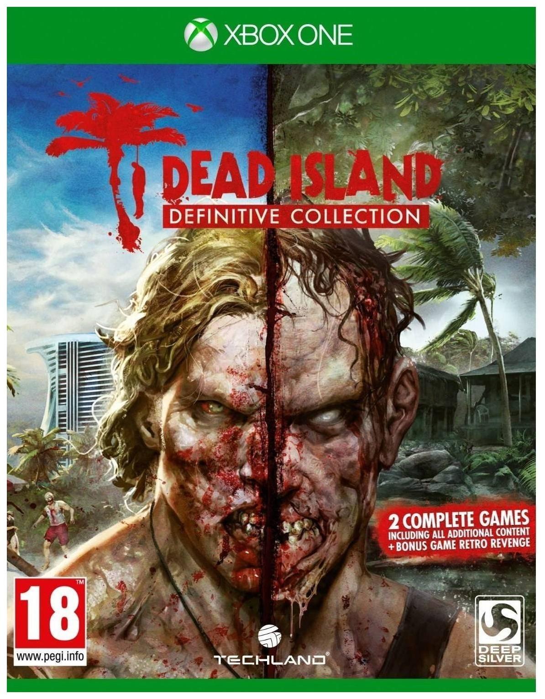 Игра Dead Island Definitive Edition для Xbox One фото