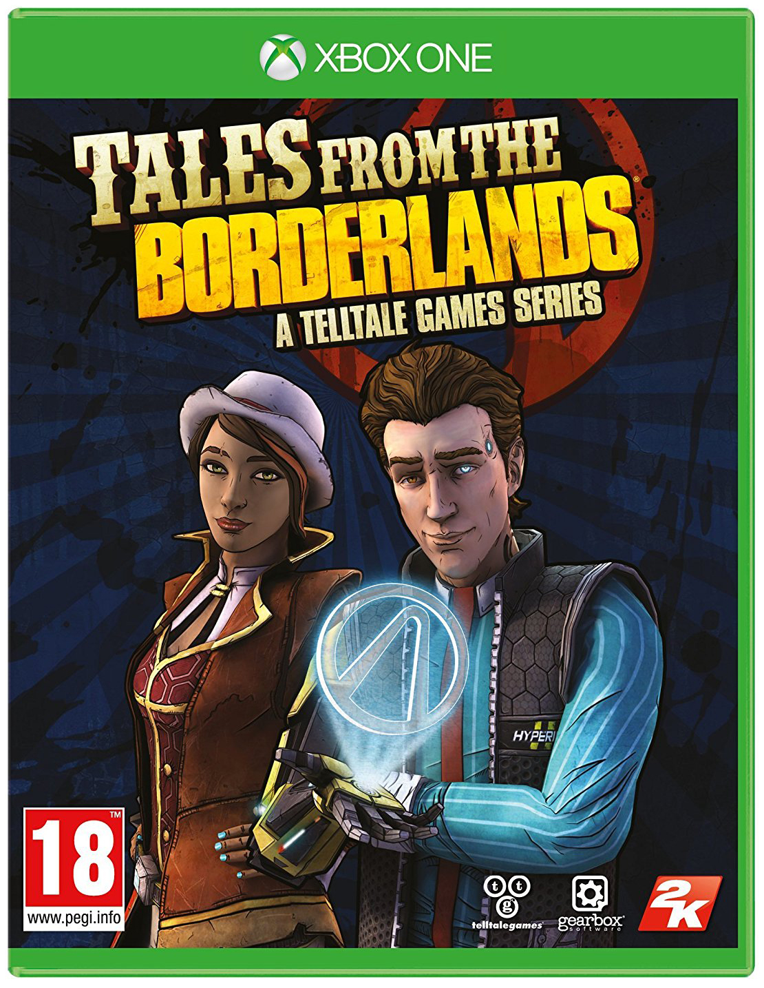 Игра Tales From The Borderlands для Xbox One фото