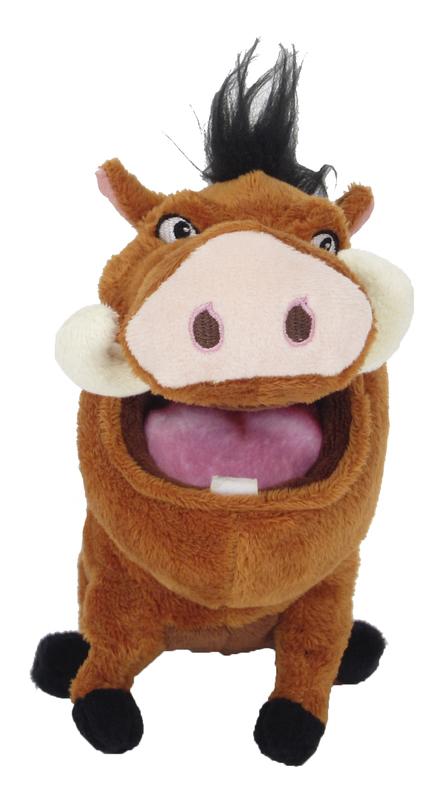 Мягкая игрушка Nicotoy Пумба 17 см 1/24.