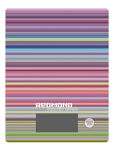 Весы кухонные Redmond RS-736 (полоски)