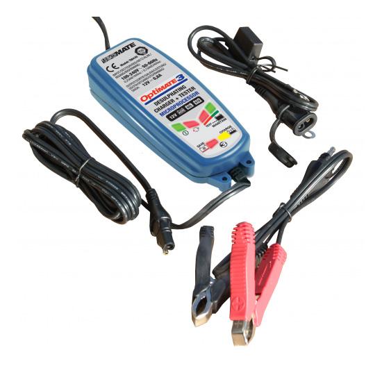 Зарядное устройство для АКБ Optimate TM430