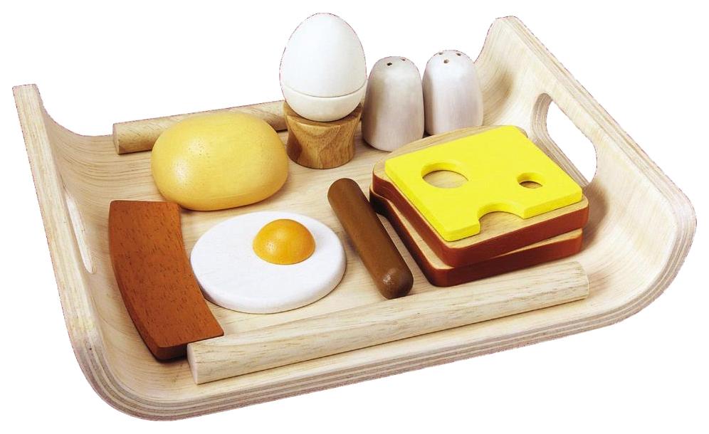 Игровой набор Plan Toys Завтрак 3415