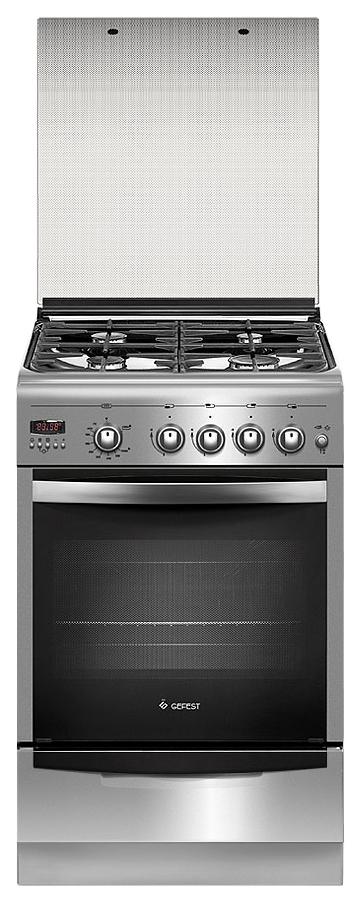 Газовая плита GEFEST ПГ 5100-04 0004 Grey