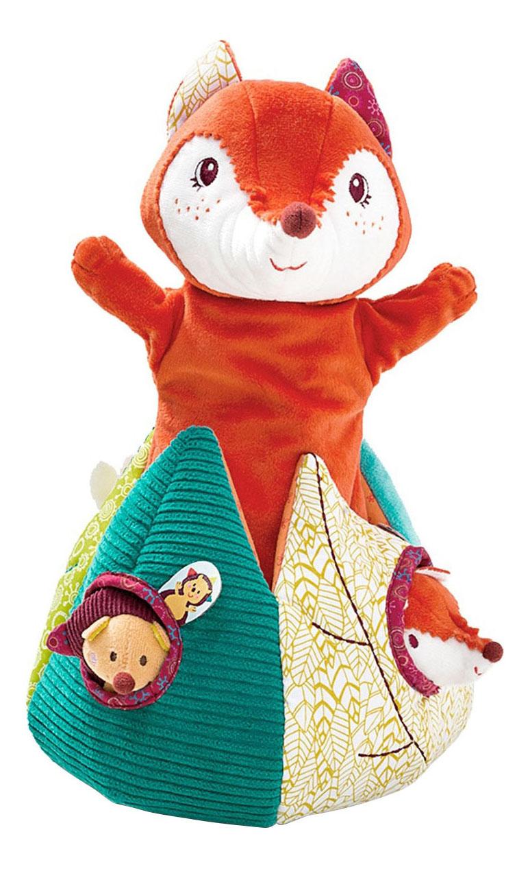 Купить Мягкая игрушка Lilliputiens Набор животных 32 см, Куклы