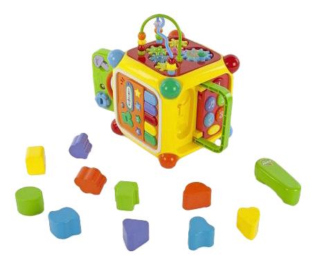 Развивающая игрушка Жирафики \