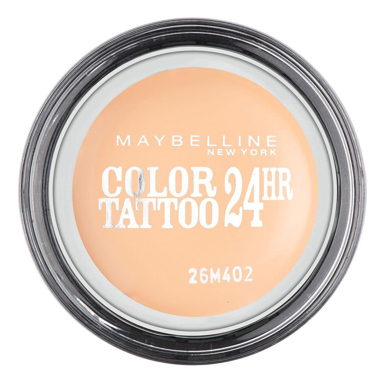 Тени для век Maybelline New York Color Tattoo Бежевая нежность