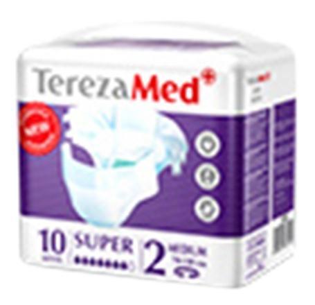 Подгузники для взрослых TEREZA Super Medium №2 10 шт.