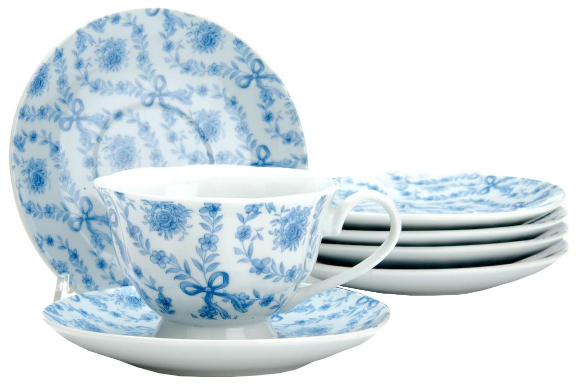 Чайный сервиз LORAINE чайный сервиз №14 25919 фото