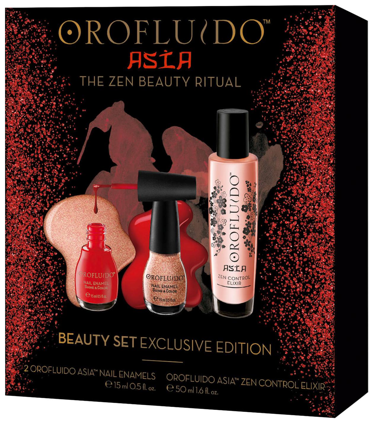 Набор декоративной косметики OROFLUIDO Asia Beauty Set Exclusive