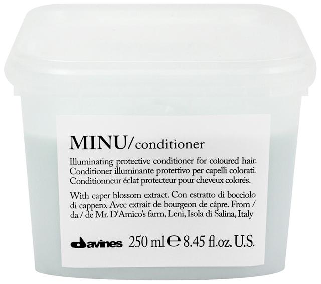 Купить Кондиционер для волос Davines Minu Illuminating Protective Conditioner 250 мл
