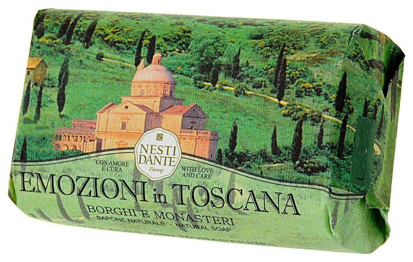 Косметическое мыло Nesti Dante Emozioni In Toscana