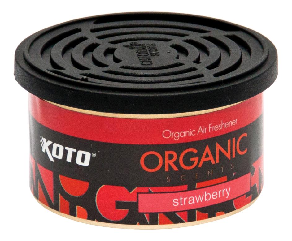 Автомобильный ароматизатор KOTO FPO-117 Strawberry фото
