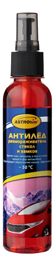 Размораживатель замков ASTROhim 250мл AC130