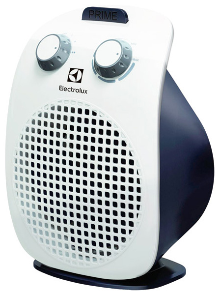 Тепловентилятор Electrolux Prime EFH/S 1125 белый, синий