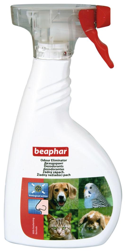 Beaphar Odour Killer Спрей устранитель запахов, 400мл