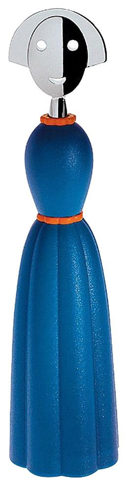 Мельница для перца Alessi Anna Pepper AAM04 AZ Синий