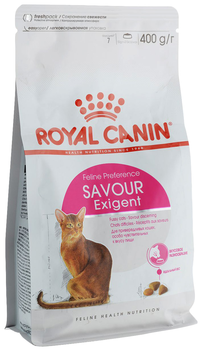 ROYAL CANIN SAVOUR EXIGENT  фото