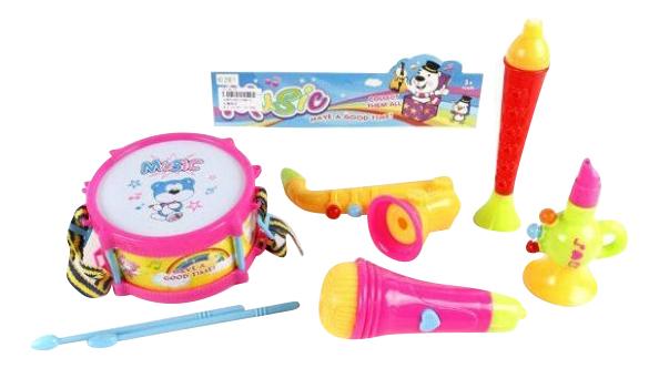 Набор музыкальных инструментов детских Shantou Gepai 2198-1 фото