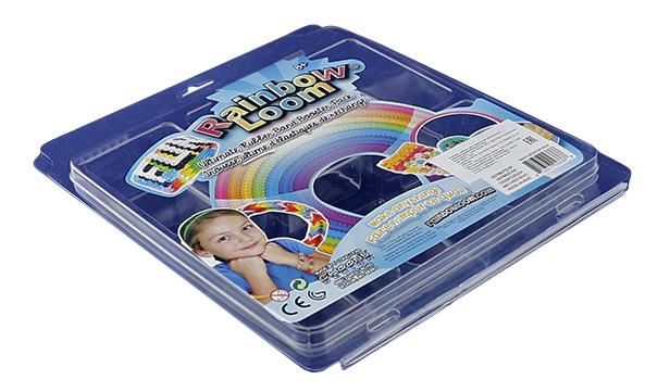 Контейнер для хранения вещей Rainbow Loom Контейнер для хранения резиночек для плетения