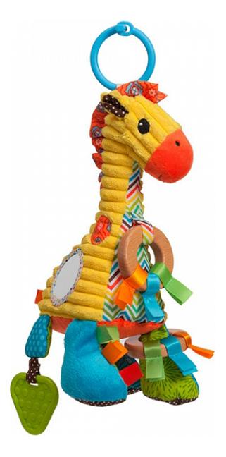 Подвесная игрушка Infantino Жирафик