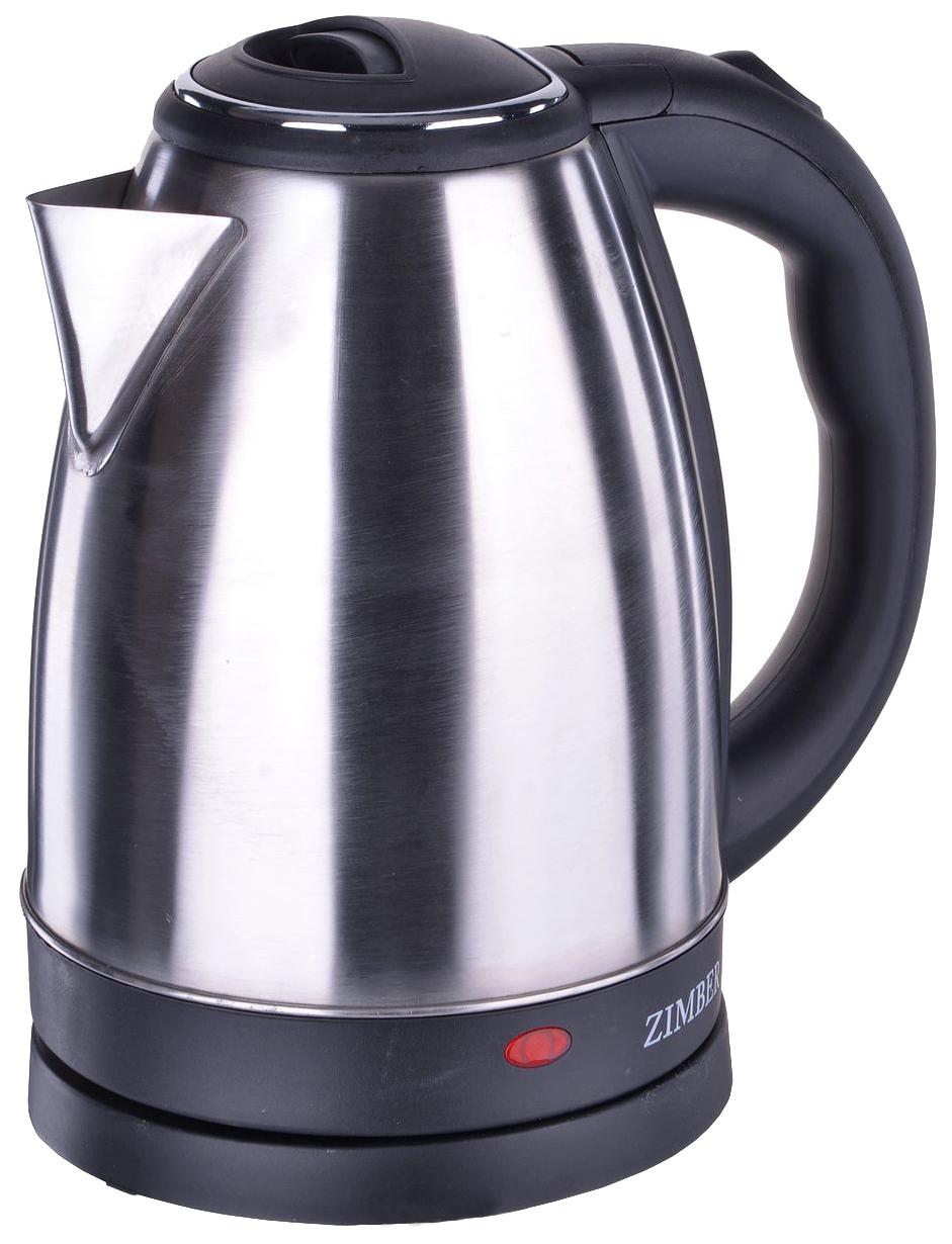 Чайник электрический Zimber ZM-11216 Black/Silver