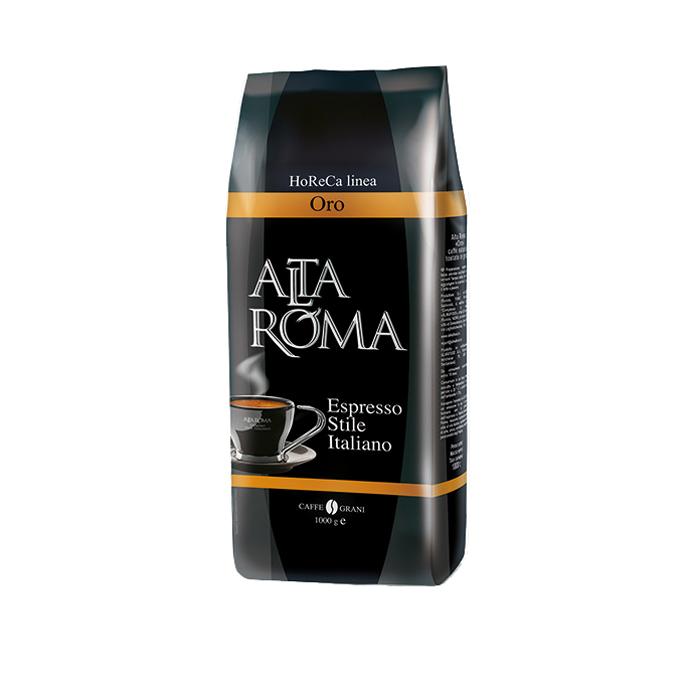 Кофе в зернах Alta Roma oro 1000 г