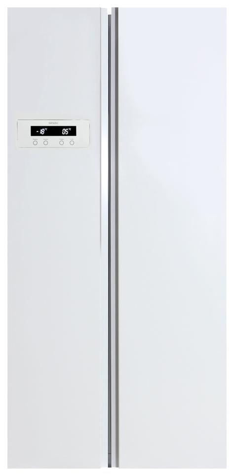 Холодильник Ginzzu NFK 465 White